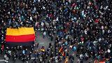 Almanya / Chemnitz / 1 Eylül 2018