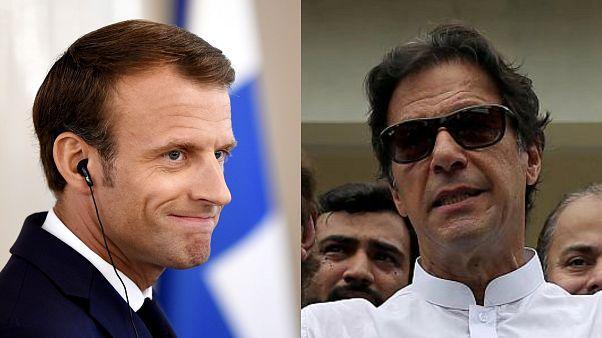 Pakistan Başbakanı Han Macron'u telefonda bekletti: Meşgulüm sonra ara