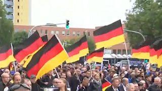 Wieder Demonstrationen in Chemnitz
