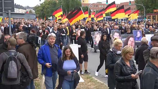 A Chemnitz la Germania di nuovo divisa in due