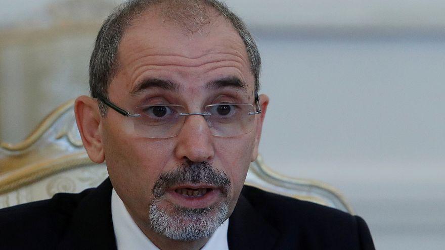 وزير الخارجية وشؤون المغتربين الأردني أيمن الصفدي