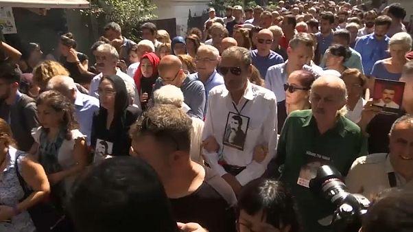 """الأمن التركي يمنع جماعة """"أمهات السبت"""" من التظاهر للمرة الثانية"""