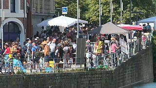 Größter Flohmarkt Europas in Lille