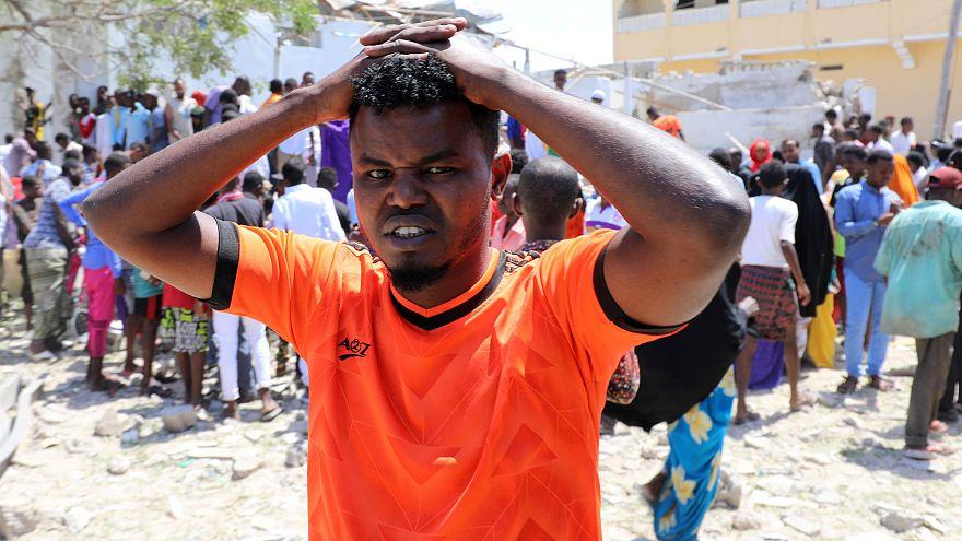 Un ataque suicida deja al menos siete muertos en Somalia
