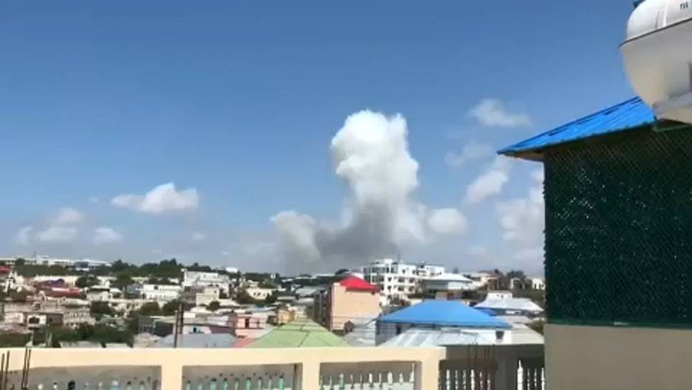 Three dead and 14 injured in Somali car bomb attack