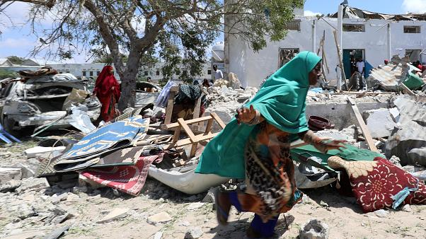 El Şebab'tan intihar saldırısı: Kuran kursu yerle bir, en az altı ölü