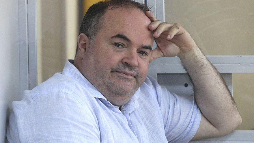 Kyiv court jails man accused of plotting Babchenko's murder