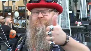 A Szakáll Világnapját ünnepelték Stockholmban