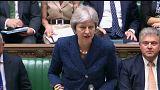 """Theresa May: """"Nessun compromesso sul piano Brexit"""""""