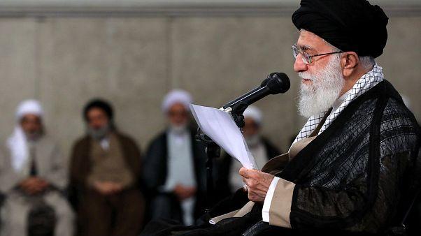 Ayetullah Hamaney'den İran Ordusuna 'tetikte olun' çağrısı