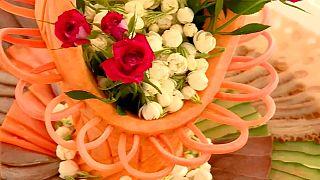 الصين تنظم مهرجانا سنويا لزهرة الياسمين