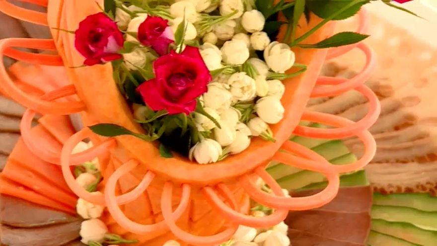 جشنوارۀ گل یاس در چین