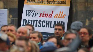 Хемниц против ксенофобии