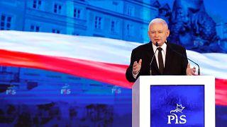 PiS lideri Jaroslaw Kaczynski / Polonya