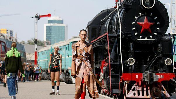 Мода на вокзале