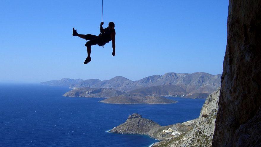 Κάλυμνος: Το νησί των ορειβατών