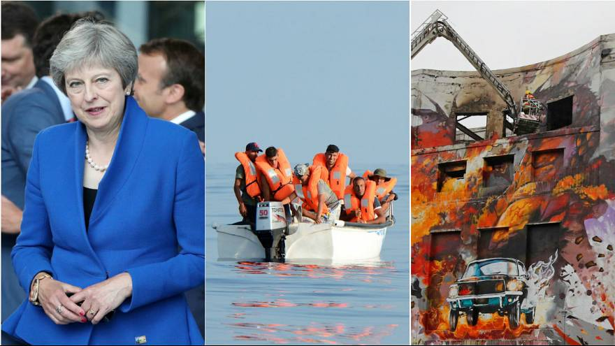 Europe briefing: eight stories to know about today