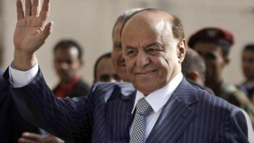 الرئيس اليمني هادي يسافر إلى الولايات المتحدة الليلة للعلاج
