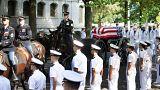 John McCain: Letzter Tribut an Militärakademie