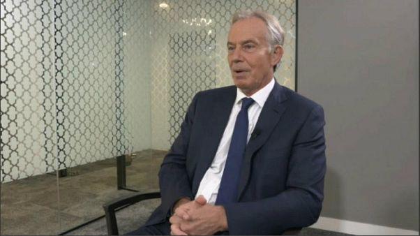 Tony Blair: Brexit planı parlamentoda reddedilecek