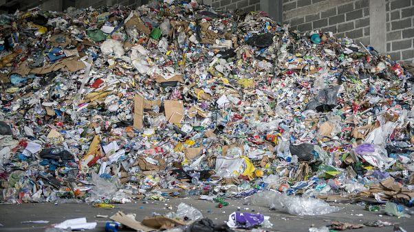 A kökényi regionális hulladékkezelő központ