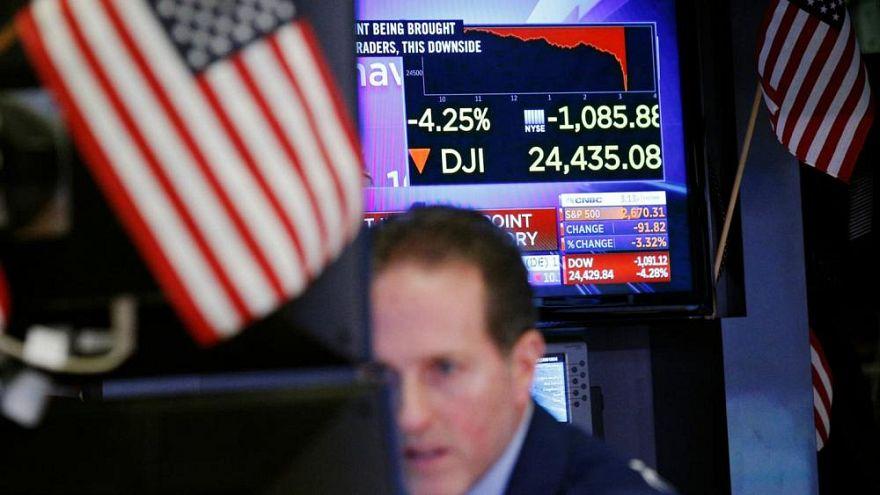 Asya piyasaları haftaya düşüşle başladı