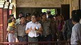 Nach Rohingya-Berichten: Lange Haftstrafen für Journalisten