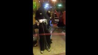 """فيديو """"رقص"""" زُعم أنه لرئيسة بلدية في السعودية يثير ضجّة على الإنترنت"""
