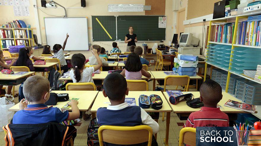 La rentrée scolaire vue de France et d'Europe
