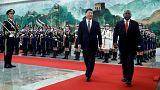 Pékin déroule le tapis rouge aux dirigeants d'Afrique