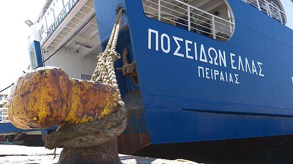 Nέα 24ωρη απεργία της ΠΝΟ- Δεμένα τα πλοία μέχρι την Τετάρτη