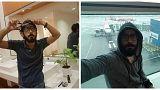 الحياة (لا) تنتظر: حسن القنطار عالق في مطار كوالالمبور منذ أكثر من 150 يوماً