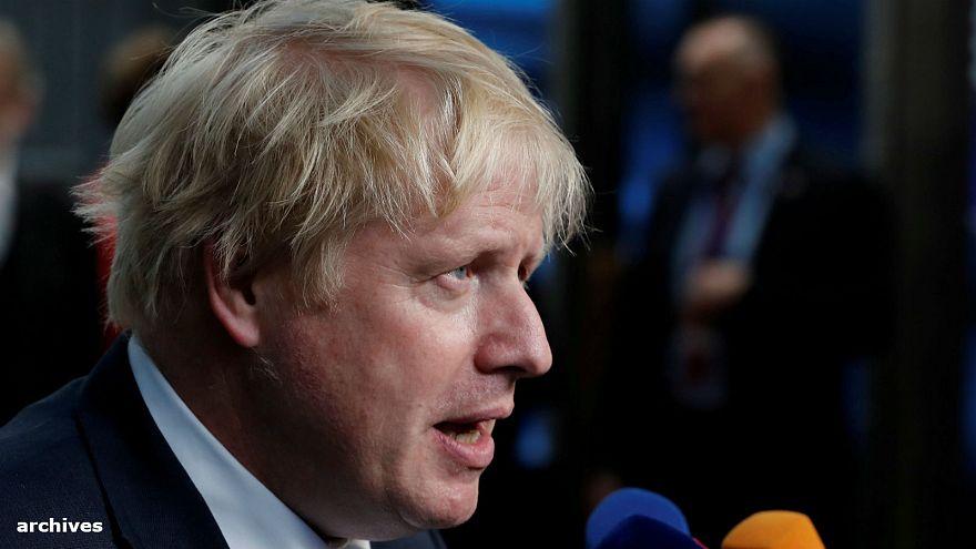 Brexit : l'offensive de Boris Johnson