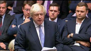 Brexit-Hardliner Johnson setzt Regierungschefin May unter Druck