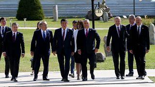 Türk Konseyi Kırgızistan'da başladı, Macaristan da katıldı