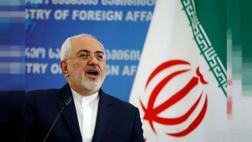 İran Dışişleri Bakanı Zarif Suriye'de