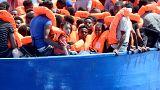 La traversée de la Méditerranée encore plus dangereuse, selon l'UNHCR
