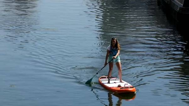British woman set to travel the length of Hudson River on paddle board