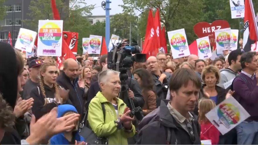 Calls for unity in Chemnitz against Far Right