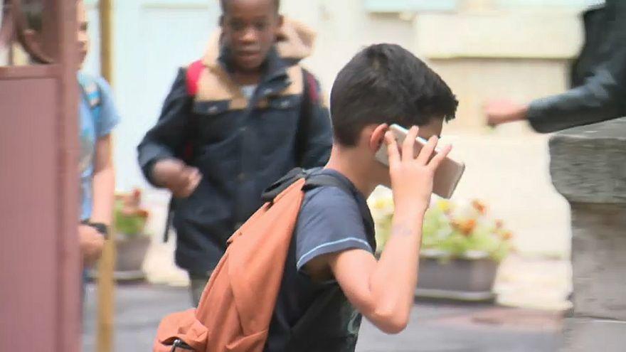Handyverbot an Frankreichs Schulen