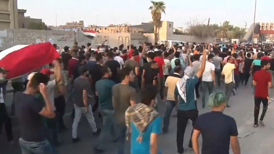 Demonstration in Basra