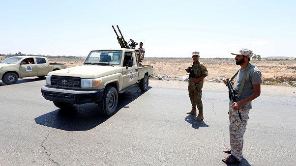 هروب مئات السجناء من سجن في العاصمة الليبية طرابلس