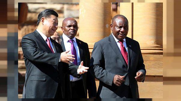 Çin Afrika'da 60 milyar dolarlık yatırım paketi açıkladı