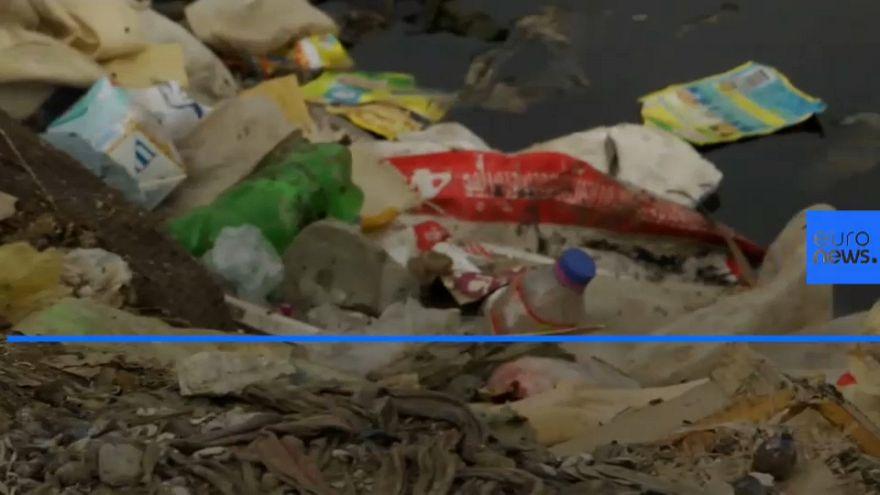Cambodia's plastic problems