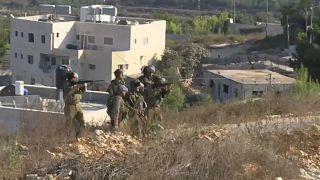 Израильские силы безопасности снесли несколько домов палестинцев