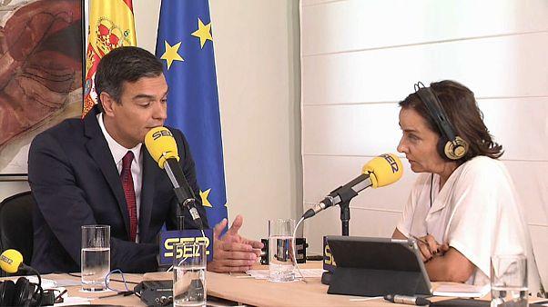 Pedro Sánchez quiere un referéndum de autogobierno en Cataluña