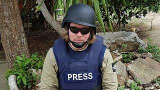 Arjen Kamphuis, l'un des co-fondateurs de WikiLeaks