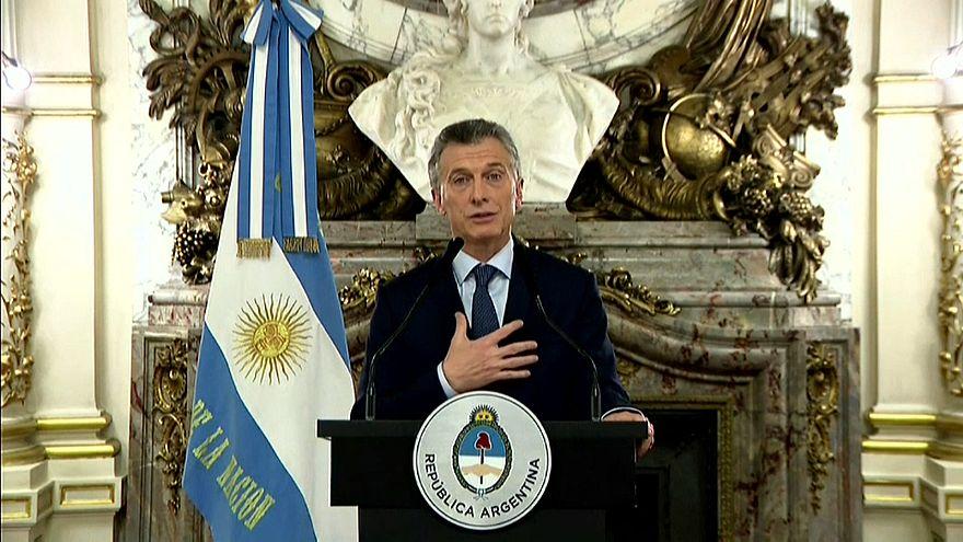 Macri confirma que la austeridad vuelve con mayúsculas a Argentina