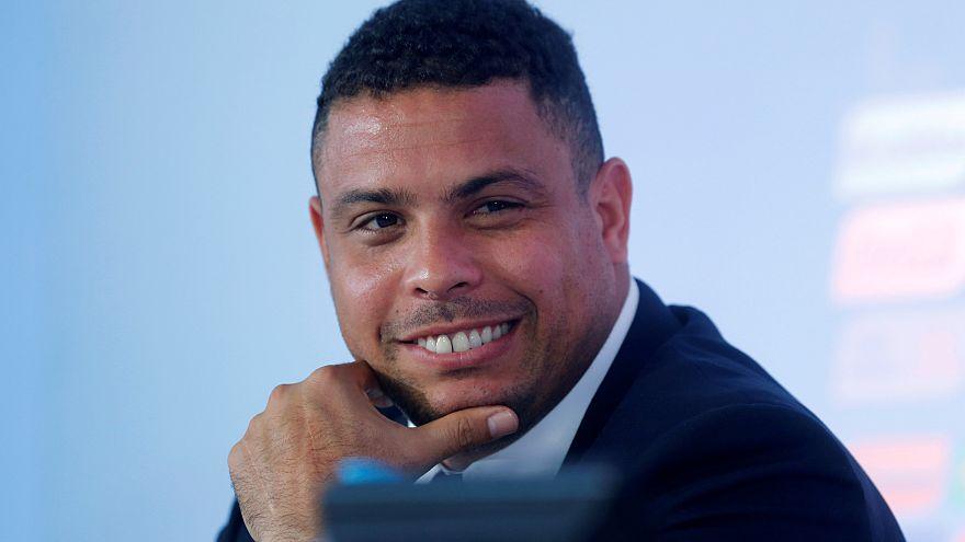 Le Brésilien Ronaldo rachète Valladolid