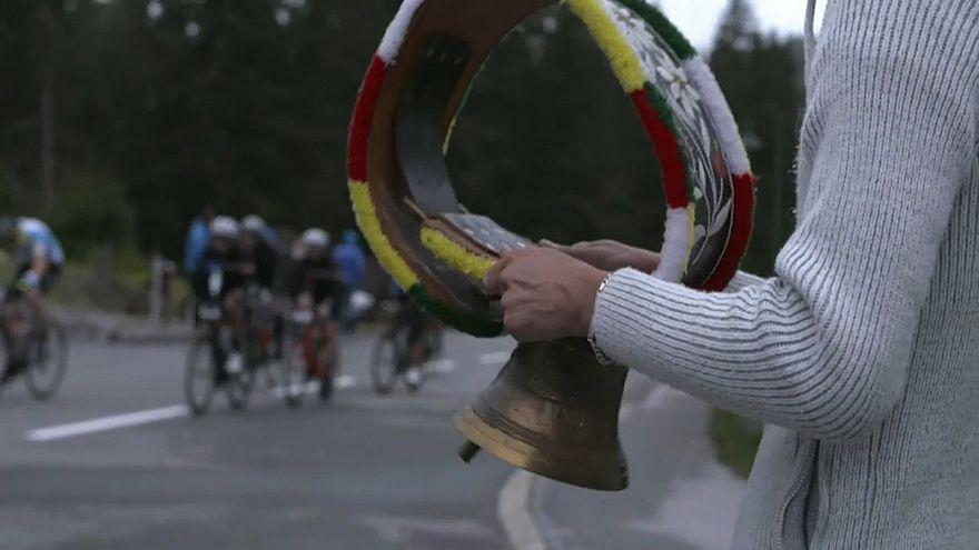 Le marathon cycliste de la vallée d'Ötztal au Tyrol